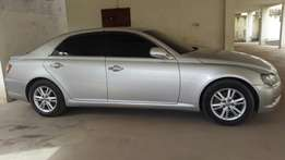 2009 Toyota mark x in excellent condition