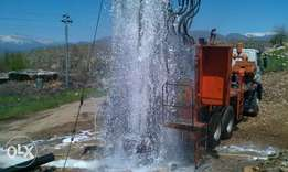 Get a borehole water for your Homes,School and Companies.