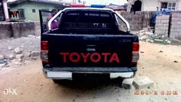 Clean regd buy and drive HILUX MANUAL FUEL for sale...