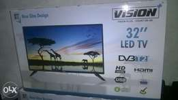 "vision 32"" digital tv."