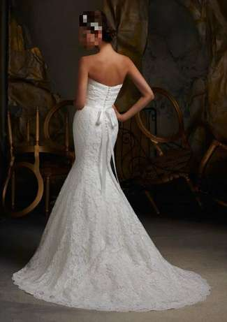 Lace Wedding Dress Krugersdorp - image 2