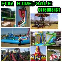 Special Offer on hiring bouncing castles for birthday parties