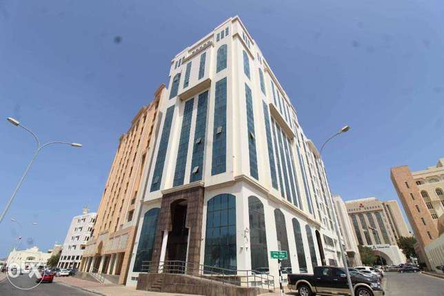 (#REF541) Modern Office Space Available At The Prime Location of Ruwi