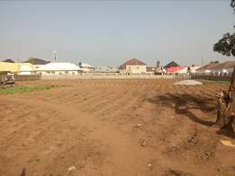 Hospital plot for sale at CRD behind AMAC market FHA Lugbe