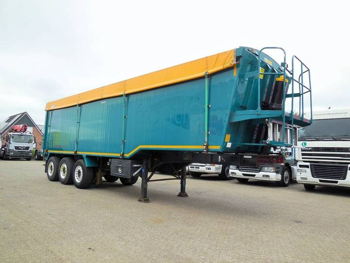 Weightlifter 51m3 - alu + steel chassis - 2012