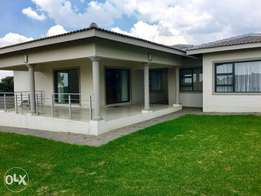 Modern 3 bedroom spacious easy living with bog garden for sale