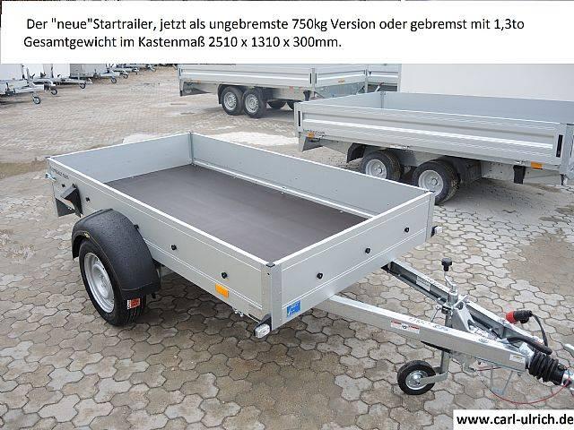 Humbaur H132513 Startrailer
