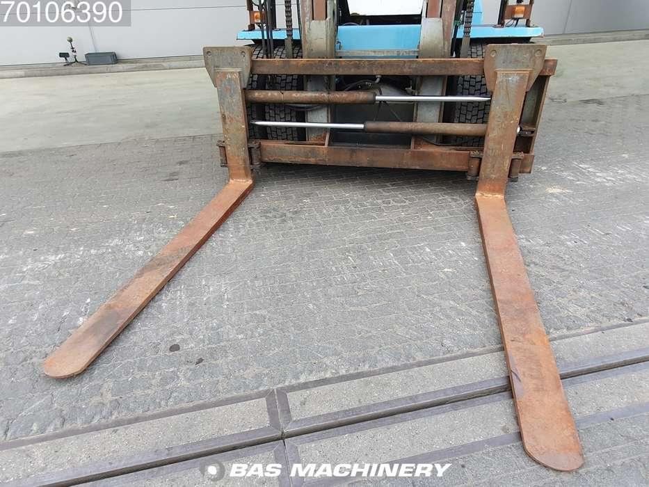 SMV SL12-600A Original hours - 90% tyres - 1997 - image 8