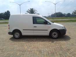 2009 VW Caddy 1.6 Panel Van For Sale R115000 Is Available