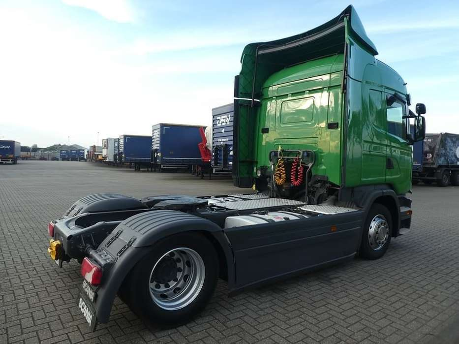 Scania G410 hl 2x tank retarder - 2014 - image 4