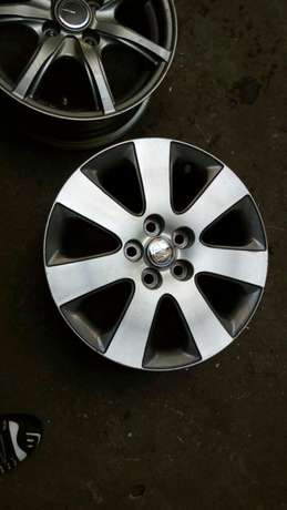 Rims for allion,premio&wish Nairobi CBD - image 1