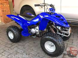 Yamaha Raptor 80 Kiddies Quad LIKE NEW = Honda trx suzuki lt 50 90