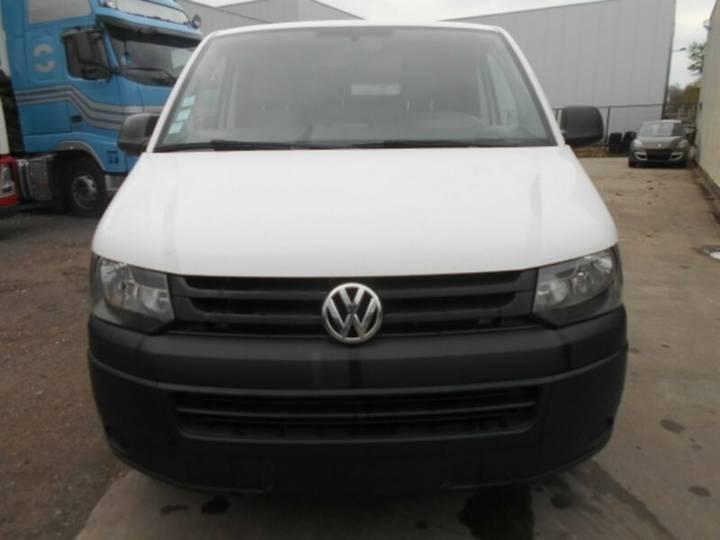 Volkswagen Transporter 2.0 Tdi/Klima/Navi/Euro5b/151000Km! - 2014 - image 2