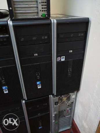 HP full tower core 2 duo. 2gb ram 160gb hdd Nairobi CBD - image 1