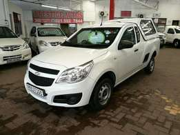 2012 Chevrolet Utility 1.4 Club with 94000km, Full Service History,P/S