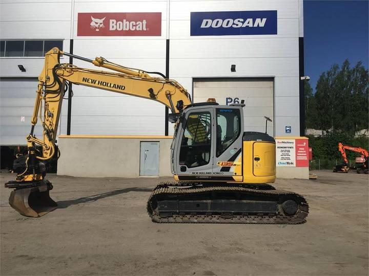 New Holland E135bsr-2 - 2011