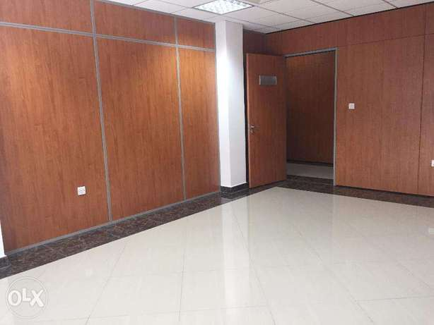 40 SQM 5 person office C ring road rent 6,500 QR One month free