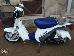 Suzuki super mollet scooter