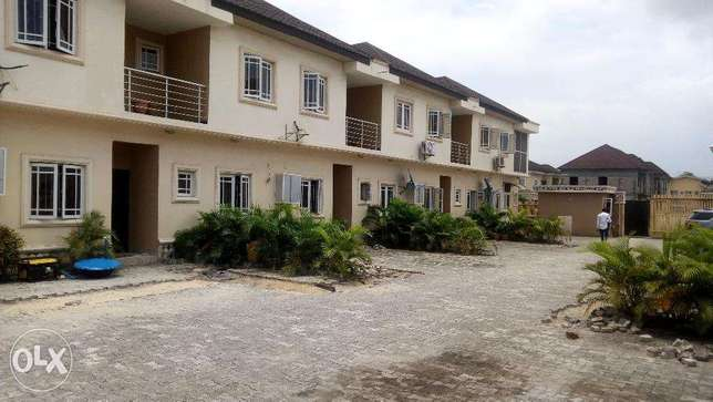 Luxury 3 Bedroom Terrace with a Room Boys Quarters Lekki - image 1