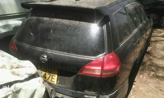 Nissan wing road salvage Langata - image 1