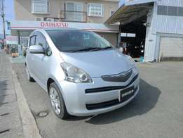 Toyota Ractis 2008 (Fresh Car Japan Used Only )