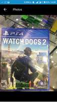 New watch dogs 2 ps4 for sale.