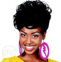 Darling Afro D Weave