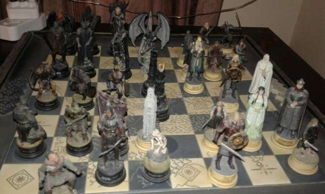 Lord of the Rings Chess Collection Esplanade - image 2