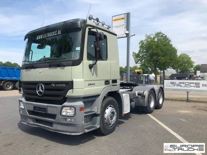Mercedes-Benz Actros 2644 EPS 3 ped - German truck - Hydraulics - 2006