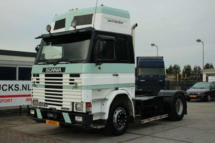 Scania 142M intercooler - 1984