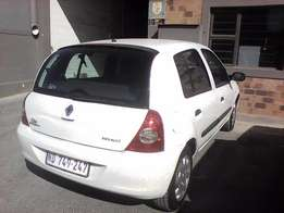 2009 Renault Clio only 98000km Fullhouse aircon airbags p/st radio cd