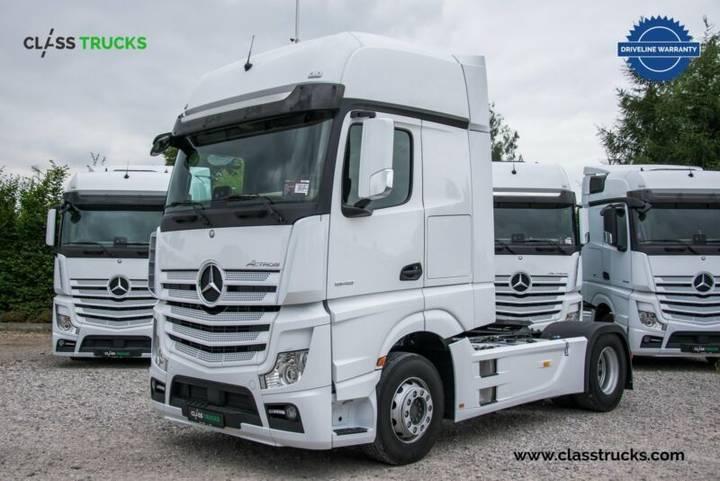 Mercedes-Benz Actros 1848 LS 4x2 GigaSpace PC, FAC, SP - 2018