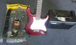 Cort G100 Electric Guitar Starter Pack