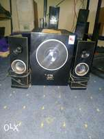 Mercury Bass Sound system
