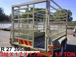 Brand new sabs approved trailers 4 sale, buy directly from manufacture