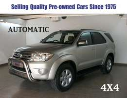 # 3175 Toyota Fortuner 4.0 V6 A/T 4X4