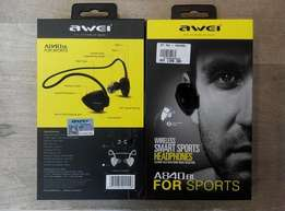 Awei Bluetooth Earpones For Sports