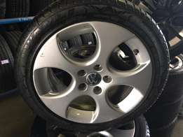 V/W GOLF GTi ( rims) ... set of 4 ...