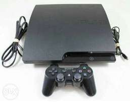 Perfectly working PS3 model 2001 for sale.