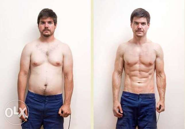 Fat loss diet plan program personal training results guaranteed