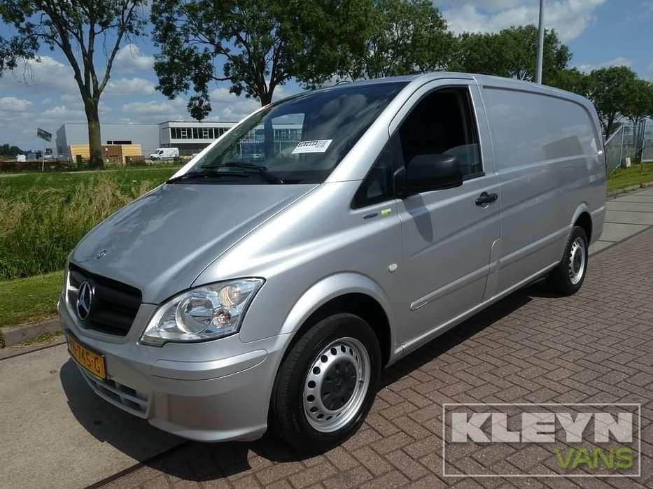 Mercedes-Benz VITO 110 CDI LONG AC lang, metallic, airc - 2014