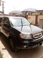 Honda Pilot 2011 Touring in great condition