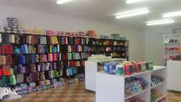 Wool shop for sale