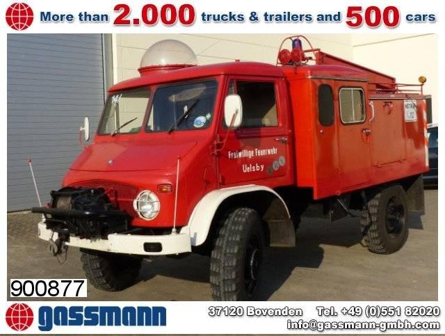 Unimog s404 4x4 - 1960