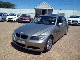 2008 Bmw 320i Tiptronic with Sunroof
