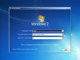 Windows XP,7,8 and win 10 installation for both desktop and laptop