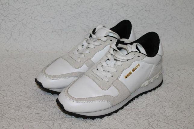 Продам Кожаные кроссовки Miss Sixty  999 грн. - Женская обувь ... ec10cbb2c89a0