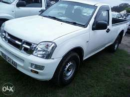 A very clean and well maintained local assembly Isuzu dmax for sale