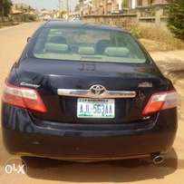 Reg Toyota camry 2007 for immediate purchase owner travelling