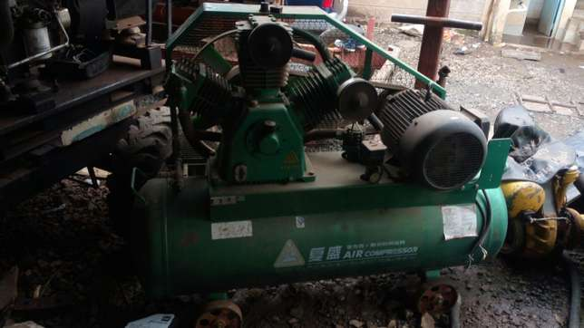 Air compressor with big air receiver new Air Base - image 2